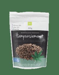 Elixi hempseed from Finola hemp amino acids, fiber + Omega3 & Omega6