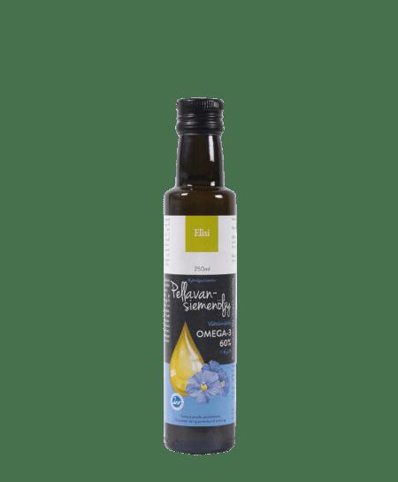 Elixi Flaxseed Oil - Omega3 fatty acids
